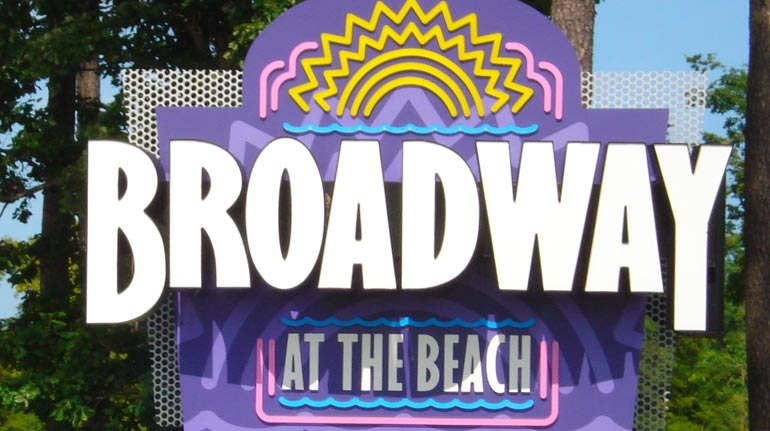 Broadway at the Beach, Myrtle Beach, SC