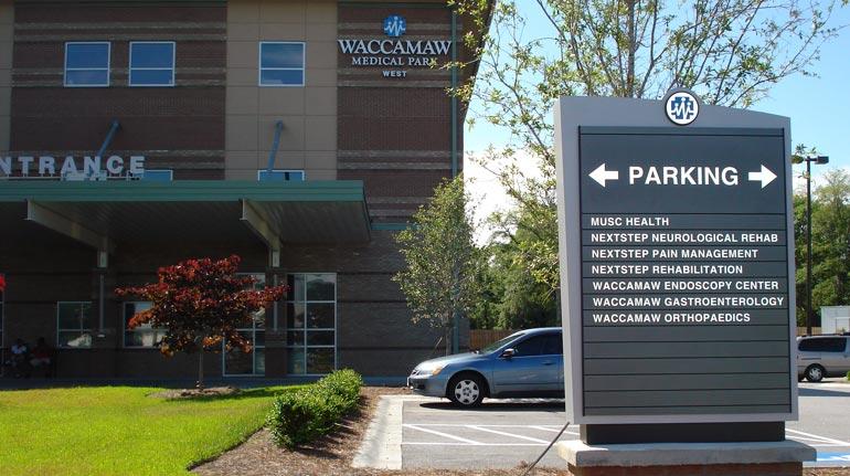 Waccamaw Medical Park West, Murrells Inlet, SC