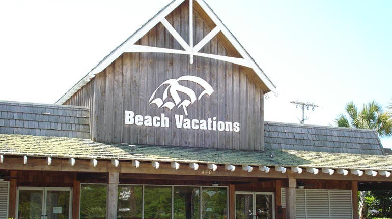 Beach Vacations, N. Myrtle Beach, SC