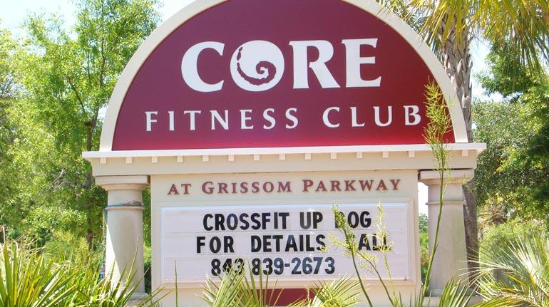 Core Fitness Club, Myrtle Beach, SC