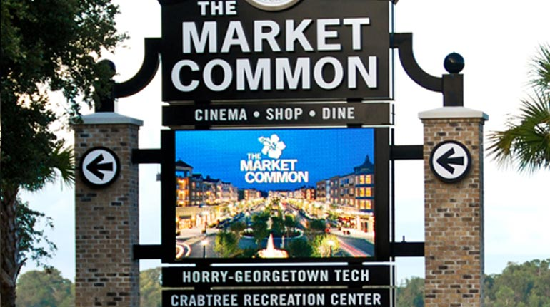 The Market Common, Myrtle Beach, SC