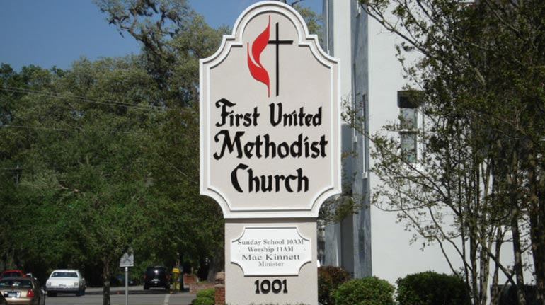 First United Methodist Church, Conway, SC