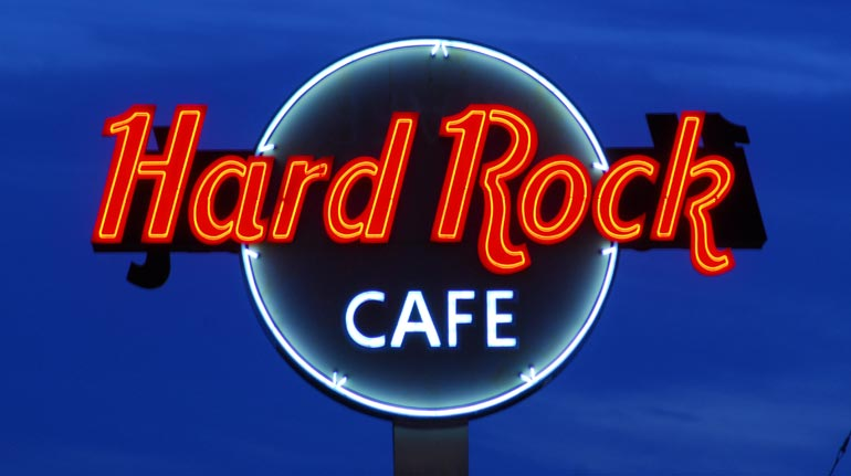 Hard Rock Cafe, Myrtle Beach, SC