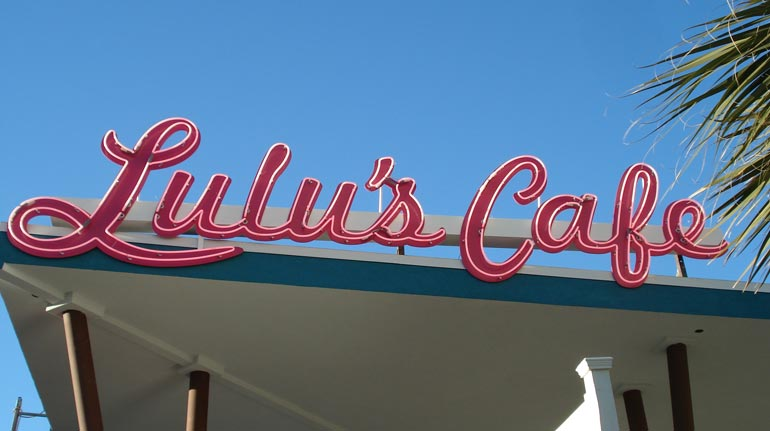 Lulu's Cafe, Myrtle Beach, SC