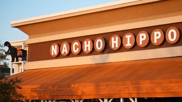 Nacho Hippo, Myrtle Beach, SC