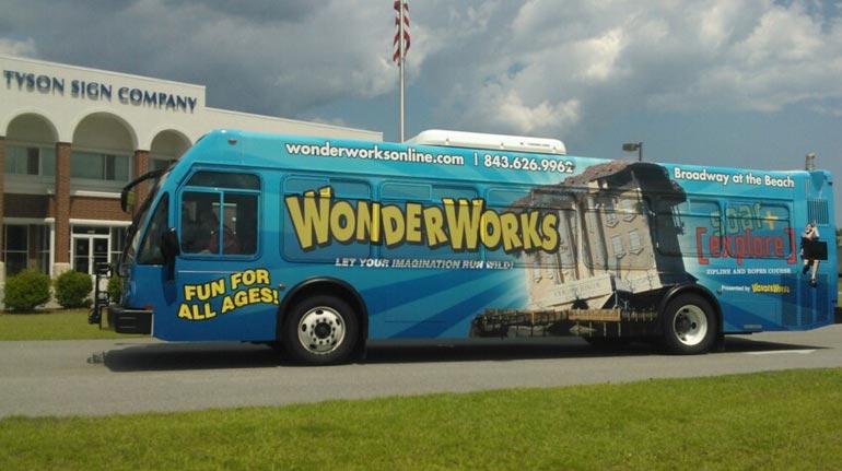 Wonderworks Bus